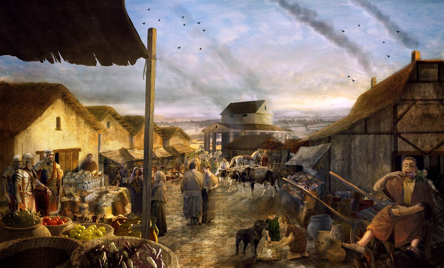 day in life of a roman In the early days of the republic, ancient roman daily life was fairly austere and  food simple with little meat but as the roman empire grew in importance so.